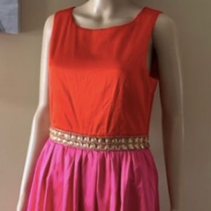 NWT Pim + Larkin Cocktail Dress Size L